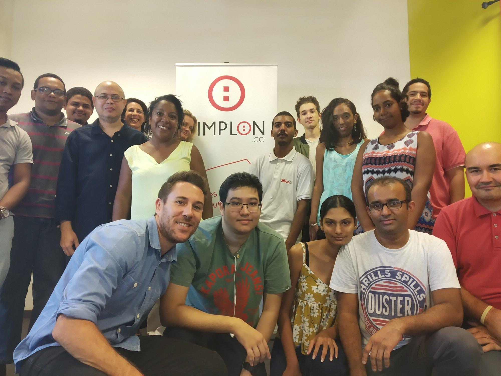 SIMPLON-DROM-team