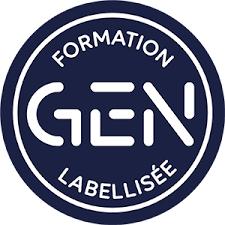 Logo Grande école du numérique